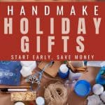 Handmake Your Holiday Gifts with a Holiday Planner - Stone Family Farmstead