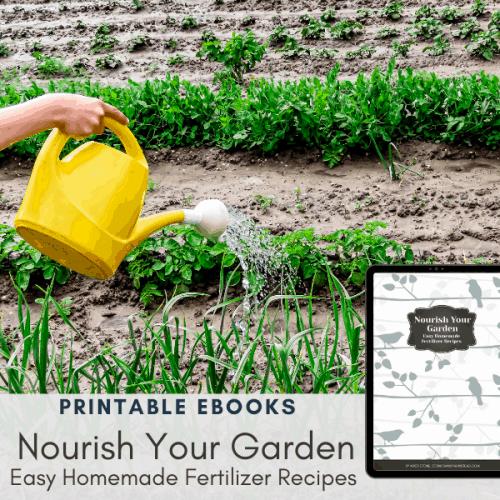 Nourish Your Garden - Stone Family Farmstead