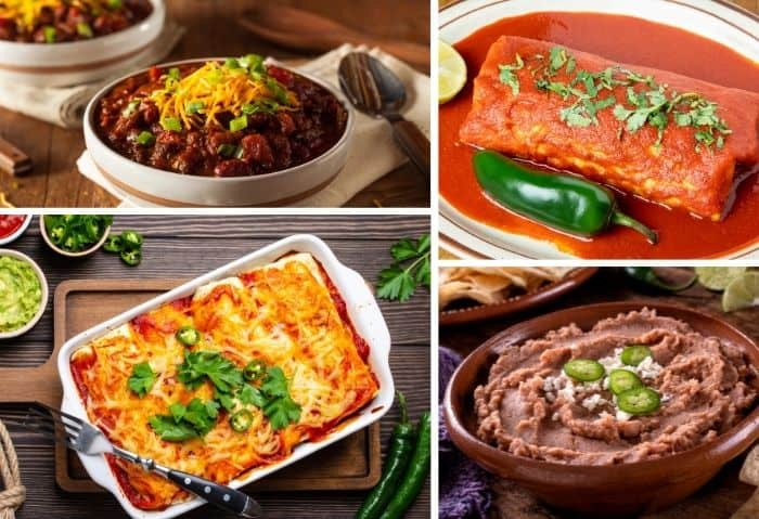 4 mexican dishes where pinto beans can be used