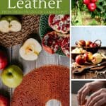 fruit and fruit leather photos - How to Make Fruit Leather from Any Fruit - Stone Family Farmstead